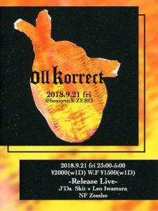 Oll Korrect