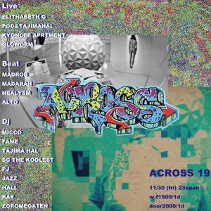 ACROSS 19