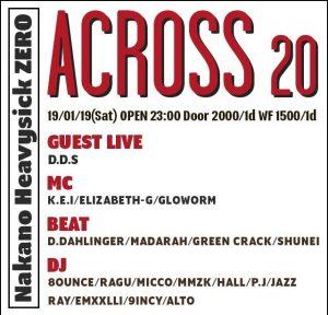 ACROSS 20