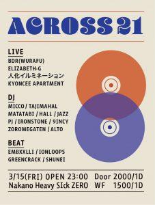 ACROSS 21