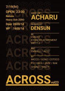 ACROSS 23