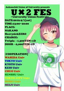 U×2Fes